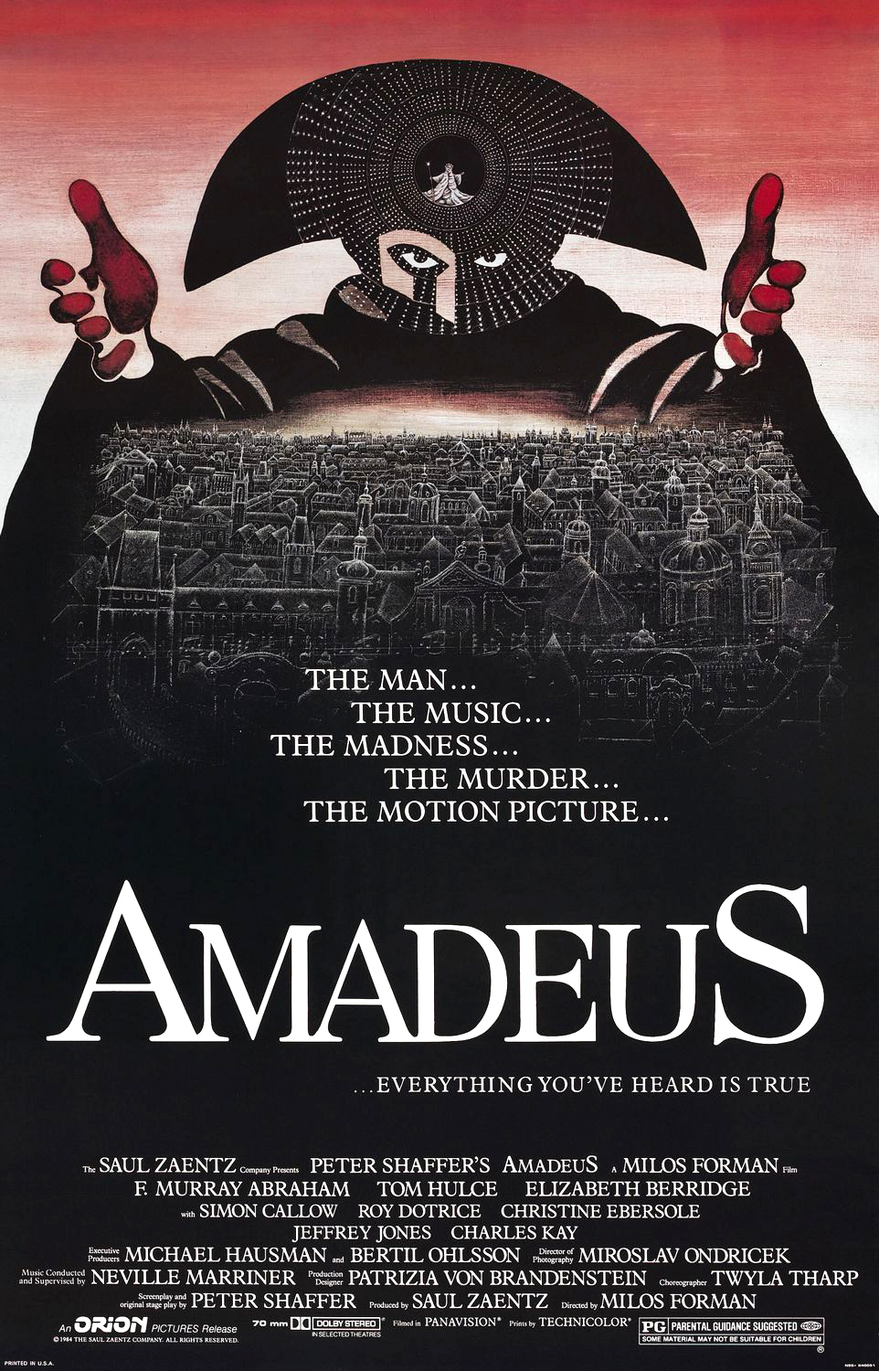 Amadeus (Academy Awards Winner