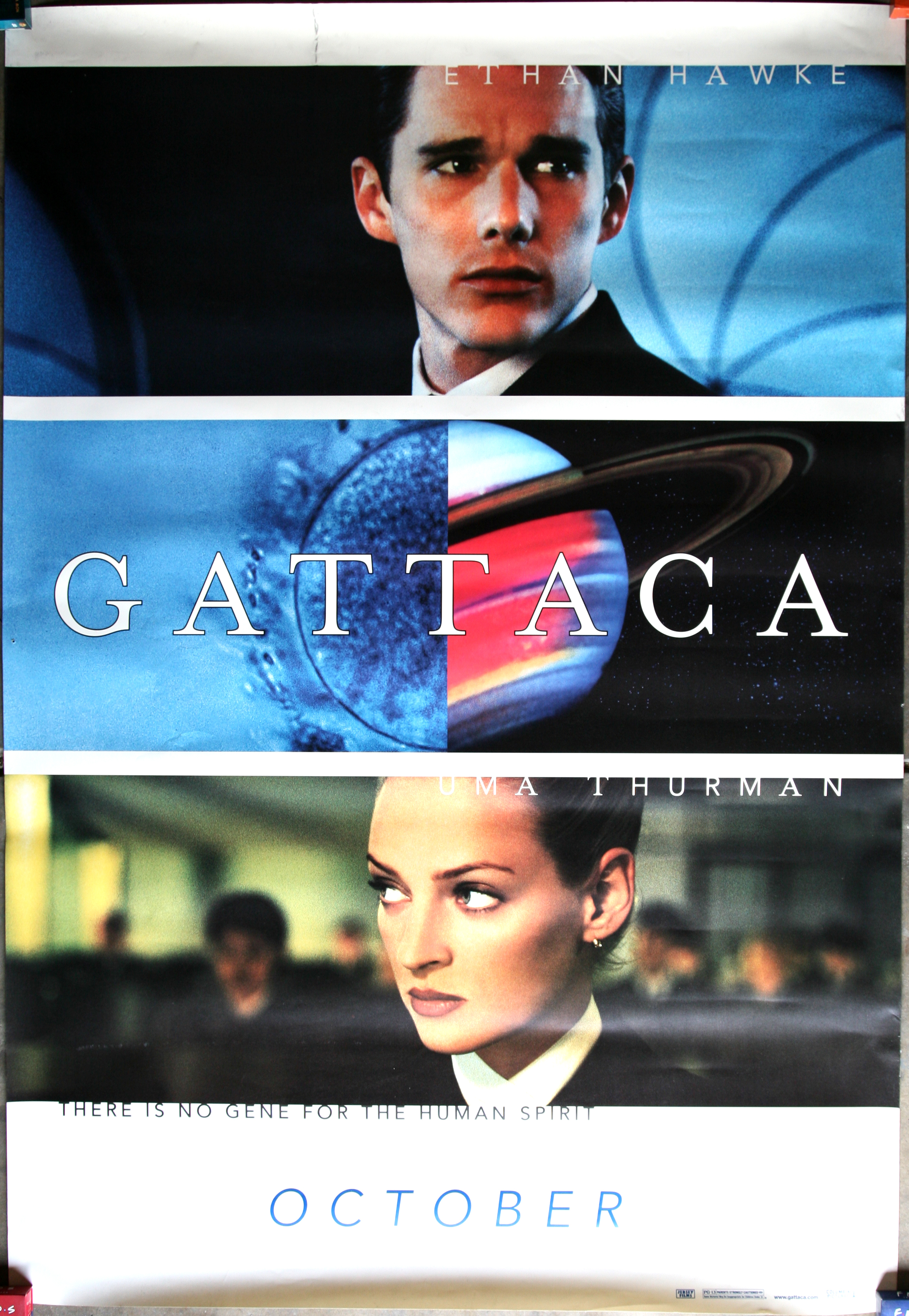 an analysis of the film gattaca by andrew niccol