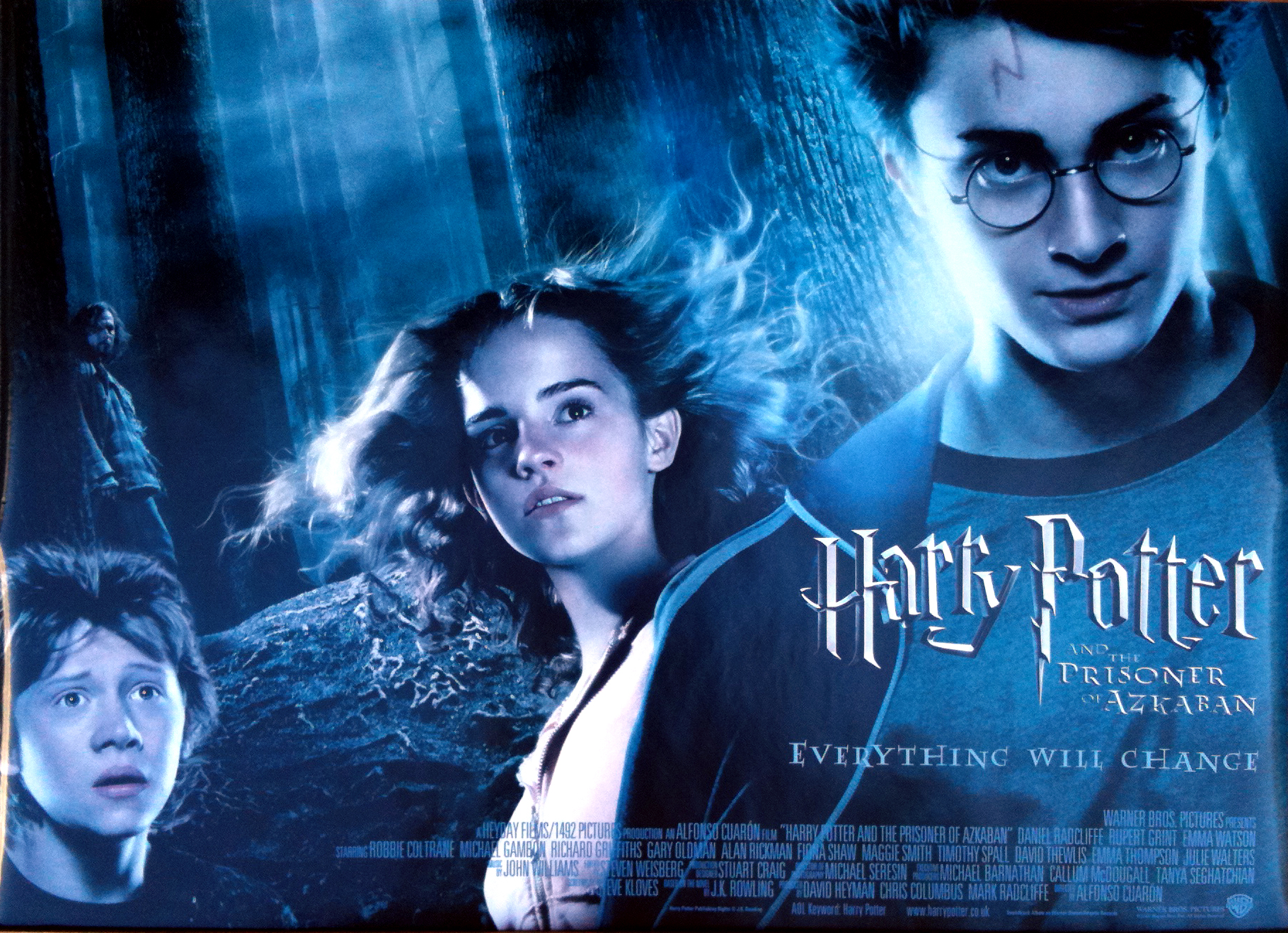 harry potter and the prisoner of azkaban essays Like its console-based counterparts, harry potter and the prisoner of azkaban for the pc is a kid-oriented action adventure game based on the recently released movie.