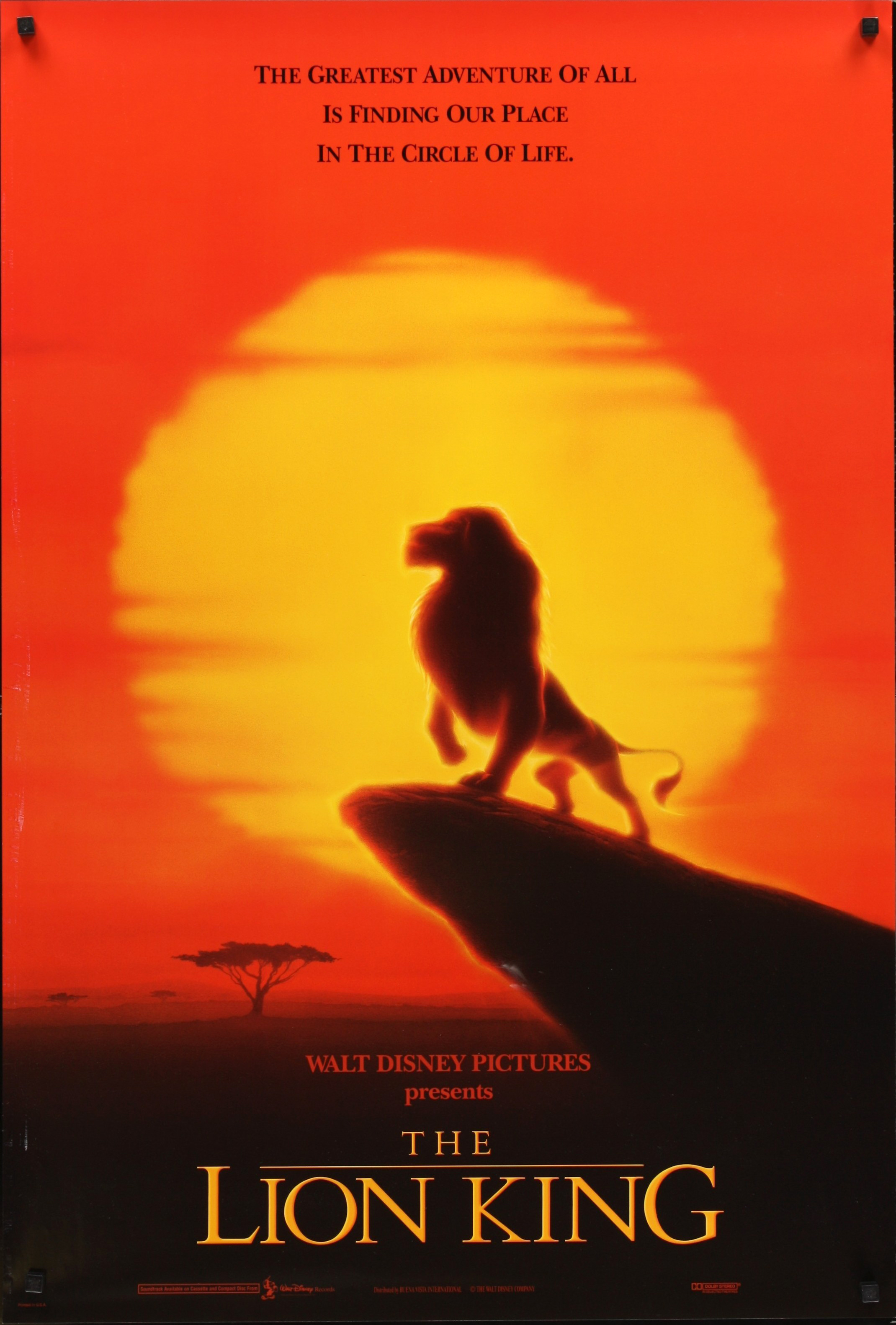 The Lion King  Movie Review  Common Sense Media