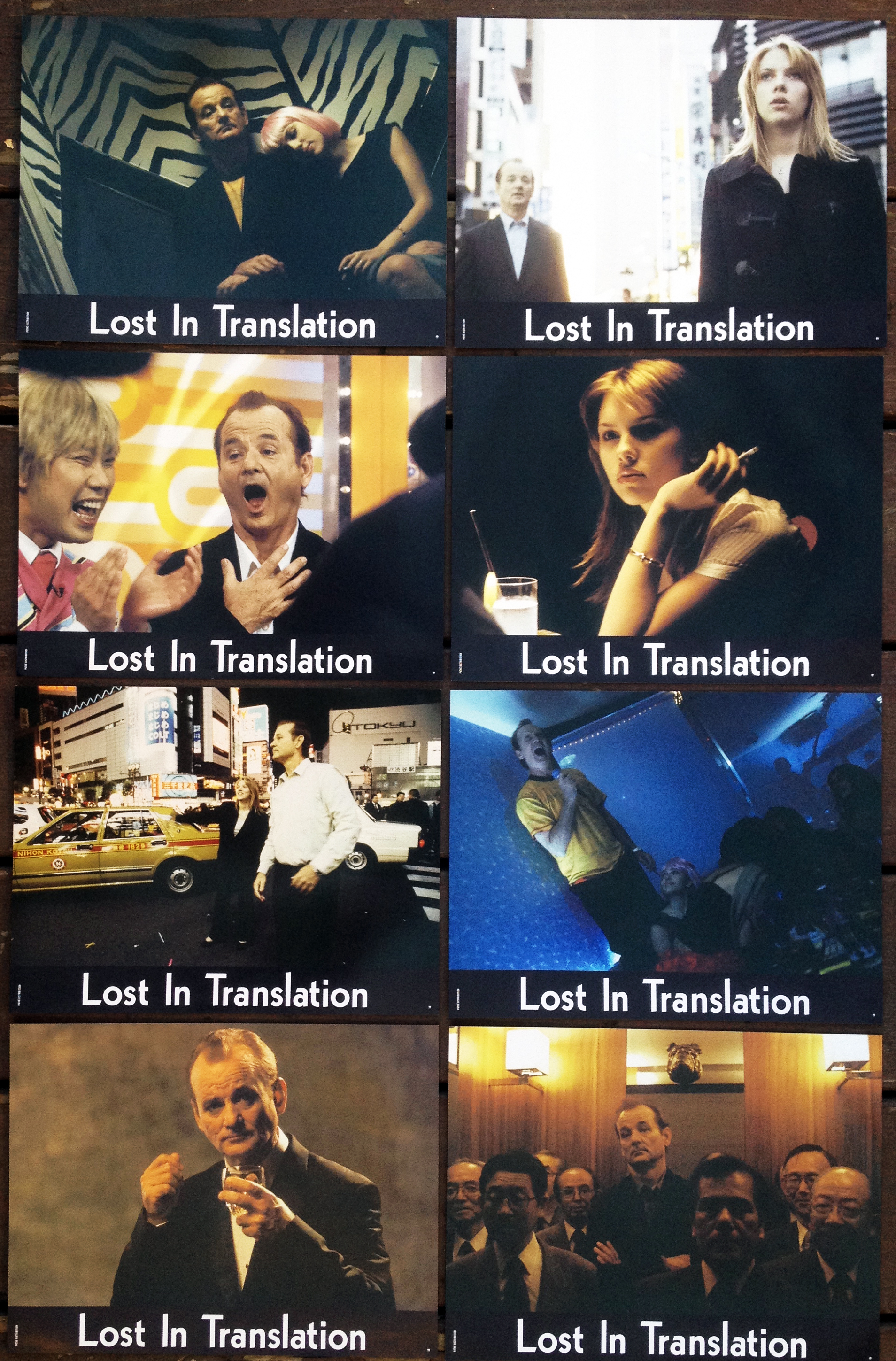 Home Movies Lost In Translation