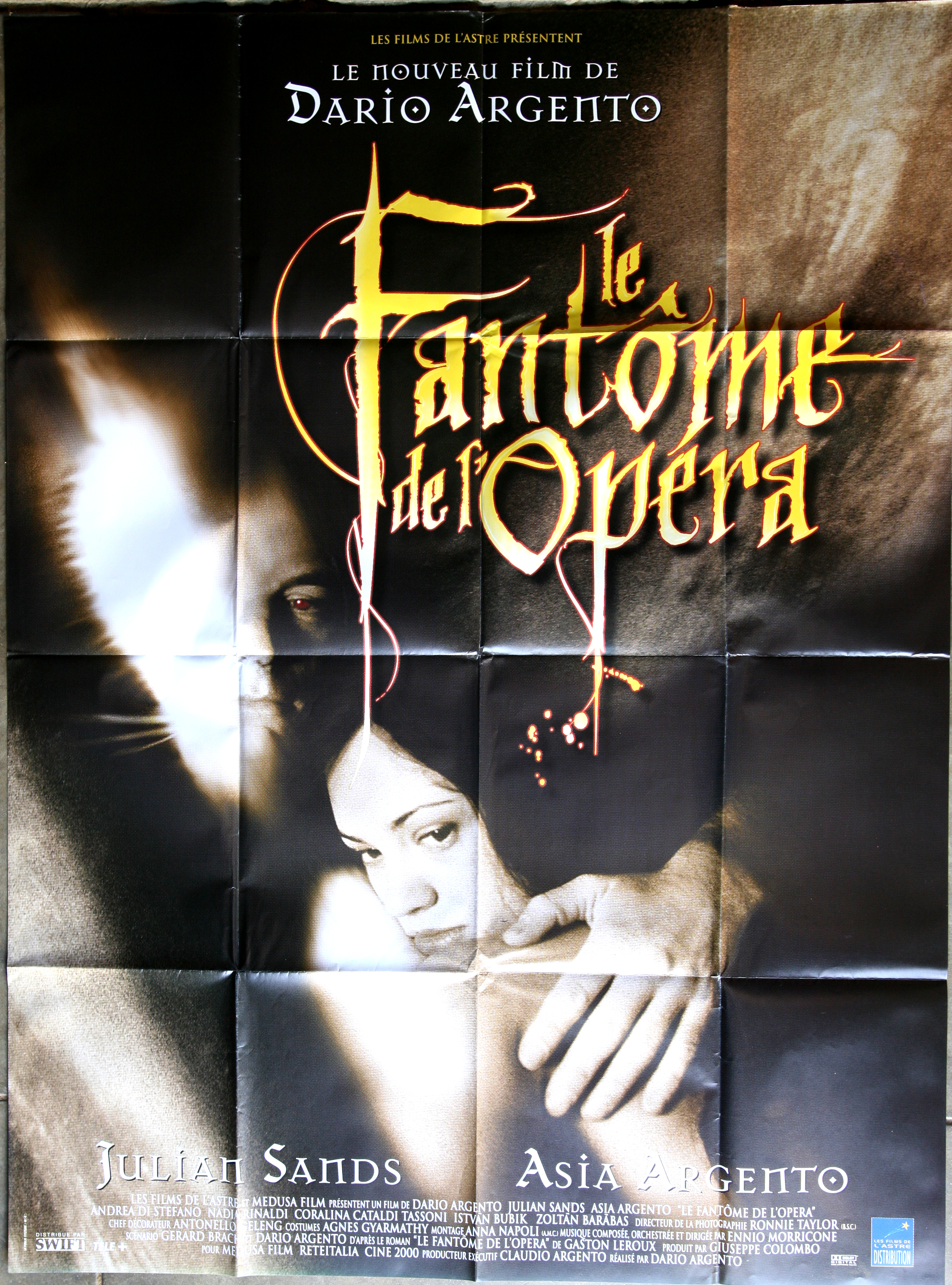 The Phantom Of The Opera 1998