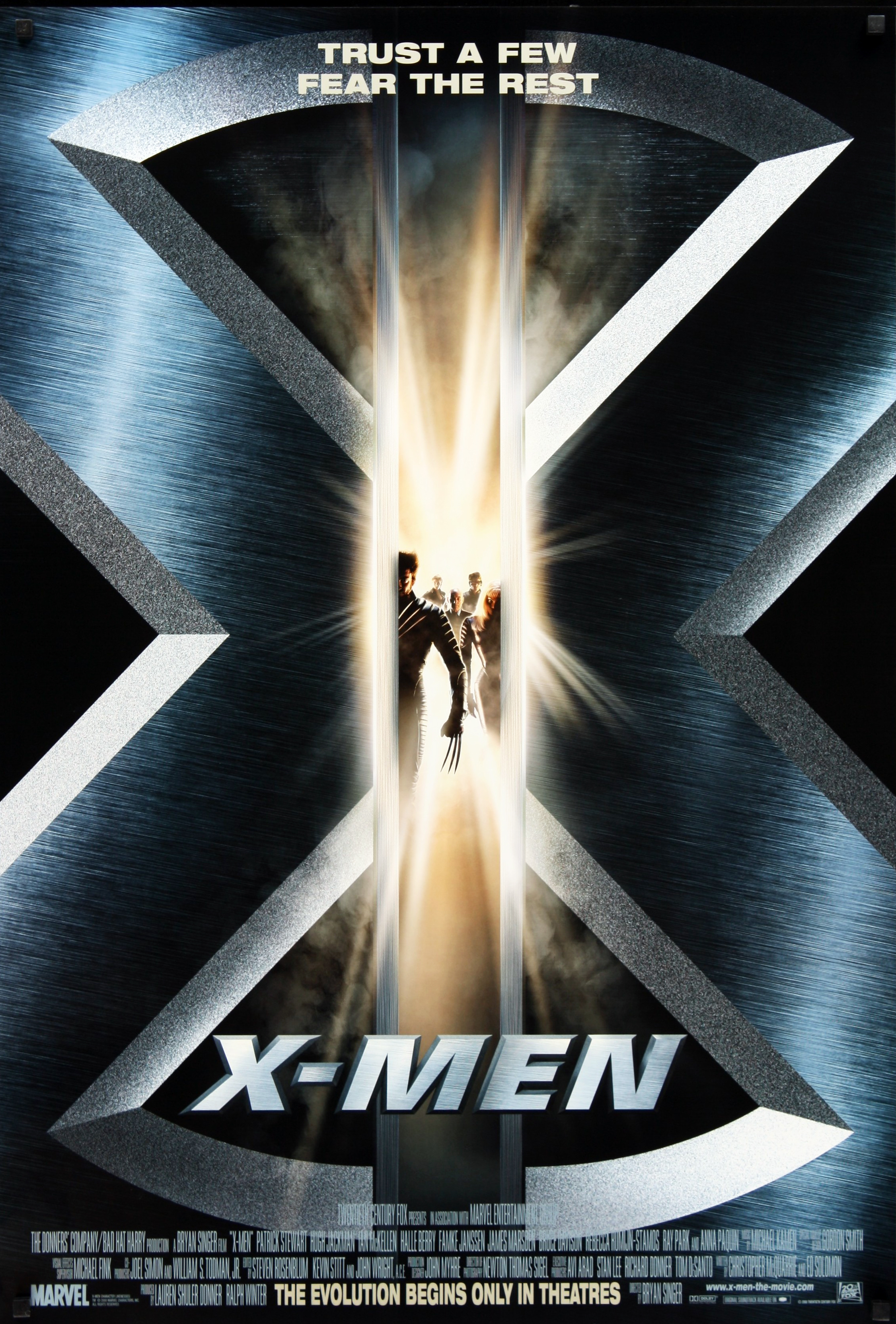 X2 Poster The gallery for...