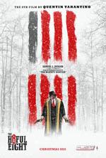 冰天血地8惡人/八惡人(The Hateful Eight)poster