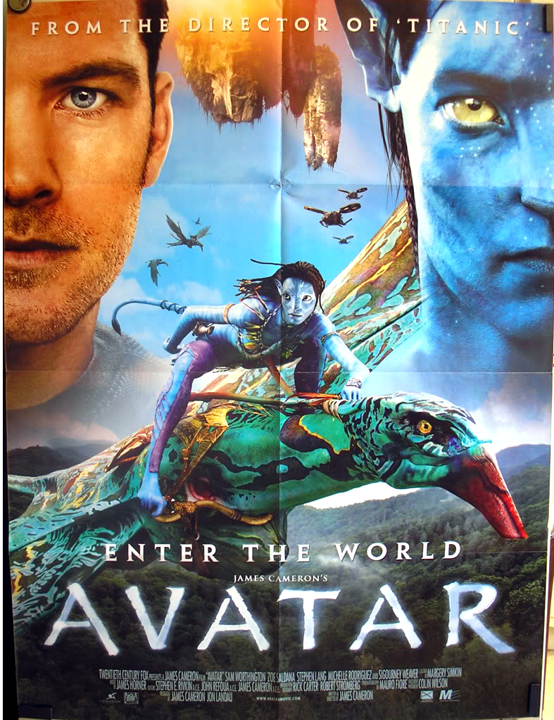 Z movie posters - Avatar poster ...